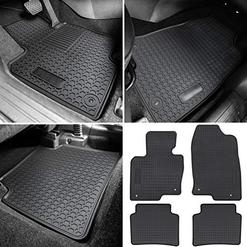 E Cowlboy Floor Mat For Mazda Cx 5 2017 2020 Heavy Duty Rubber Front Rear Car Liner Carpet All Weather Custom Fit Buy Online In China At China Desertcart Com Productid 144616157