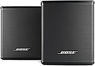 Bose Virtually Invisible 300 Wireless Surround Speakers (Pair, Black)