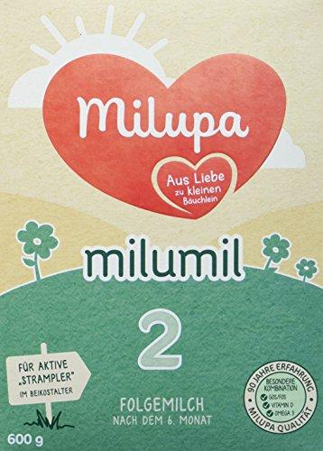 Milupa MILUMIL 2 Folgemilch, 600 g