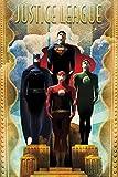 DC Comics Gb Eye Ltd Team Art Deco Maxi Poster 61 x 91,5