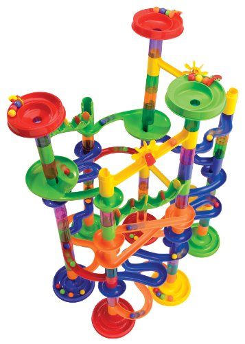 PlayGo Marble Race Deluxe Building, 100-Piece