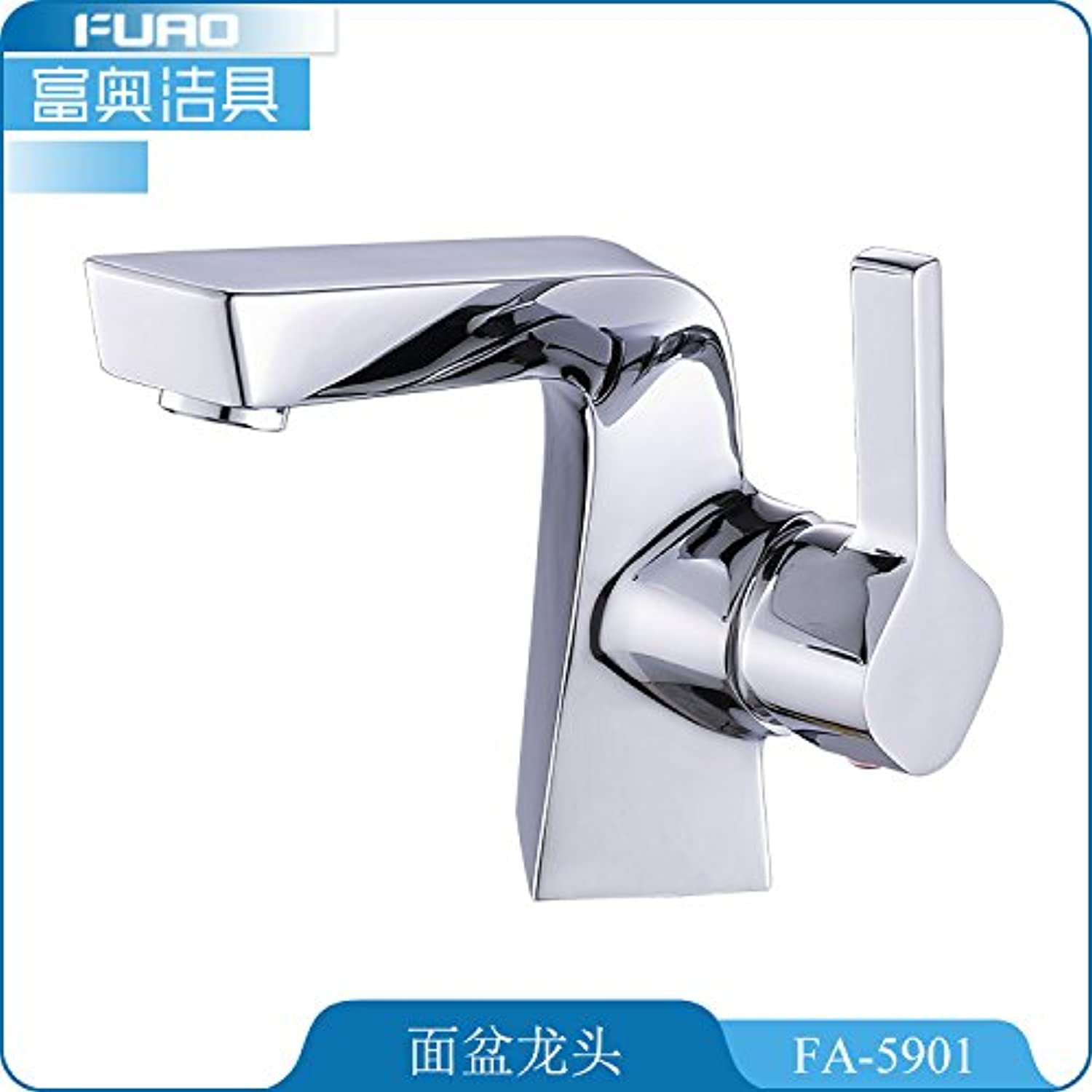 Ddlli Bath Faucets for for for Kitchen Sink Faucet Shower F6 Hot and Cold Bathroom Basin Tap Hot and Cold Basin Taps Basin Tap 46a7cc