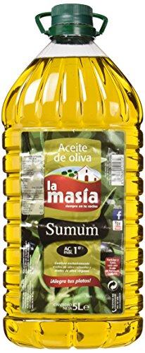 La Masia Oliva Intenso Aceite - 5 l