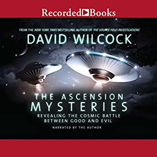 The Ascension Mysteries audiobook cover art