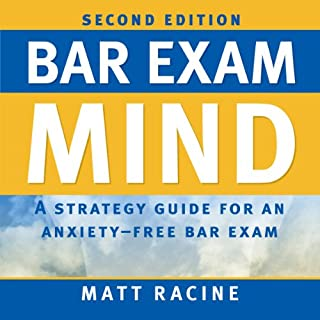 Bar Exam Mind audiobook cover art