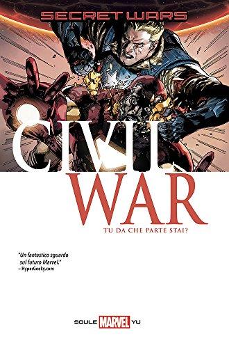 Civil war. Secret wars
