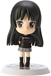 Animewild K-ON! Akiyama Mio I Love T-Shirts Chibi Kyun-Chara Figure
