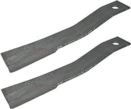7556BH Two (2) Mower Blades For Bush Hog Land Pride 276 286 7556 SQ172 SQ720