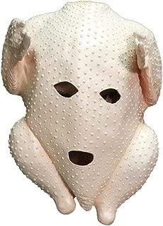 raw turkey mask