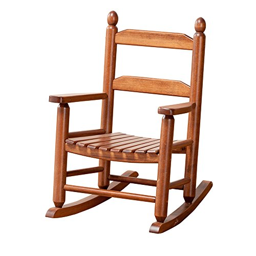 B&Z Classic Wooden Child's Porch Chair