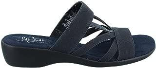 Women's Tanner Navy Sandal 6 W (C)