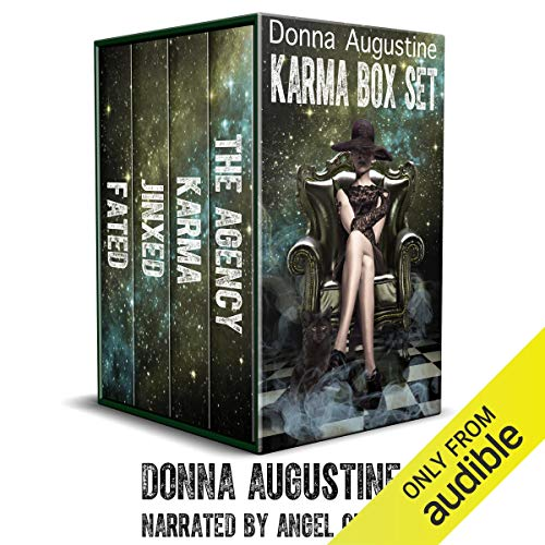 Karma Box Set Titelbild