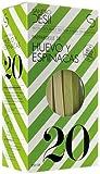 Sandro Desii Pasta Papardelle de Huevo y Espinacas 250 g 1140 ml - Lot de 2
