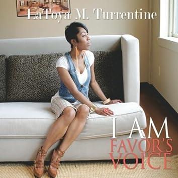 I Am Favor's Voice