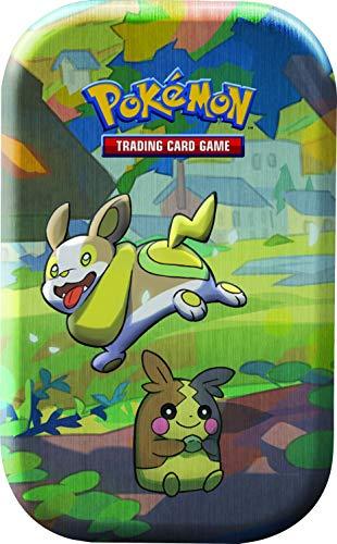 Pokémon POK80707 TCG: Galar Pals Mini-Dose (zufällige Auswahl), Mehrfarbig