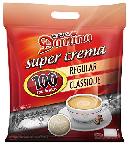 Domino Super Crema Regular 100 Pads