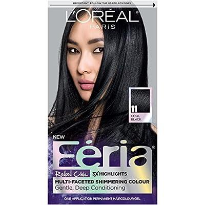 L'Oreal Feria Absolute Platinums Hair Color, Extreme Platinum