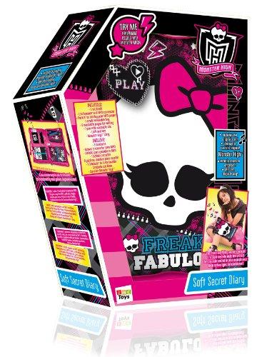 IMC Toys - Cojin Monster High Diario Secreto C/Altavoz 43-870031
