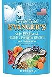 Evanger's Grain-Free Whitefish & Sweet Potato with Venison Dry Dog Food