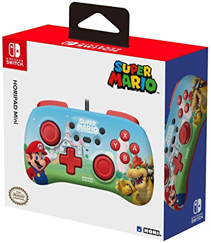 Nintendo Switch HORIPAD Mini Super Mario by HORI Officially Licensed by Nintendo