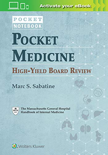 Pocket Medicine High-Yield Board Review (Pocket Notebook)