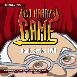 Old Harry's Game     The Complete Series 2              By:                                                                                                                                 Andy Hamilton                               Narrated by:                                                                                                                                 Andy Hamilton                      Length: 2 hrs and 48 mins     422 ratings     Overall 4.8