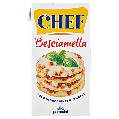 Parmalat Chef Besciamella Classica in Brik Slim, 500ml