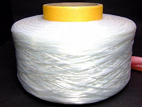 4000M   オペロンゴム 白 ポリウレタン100% シリコンゴム 繊維入り 伸びるゴム さけるゴム ブレスレット制作 水晶の線 天然石 パワーストーン用 業務用