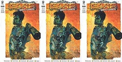 EARP Saints For Sinners #1 (2010-2011) Limited Series Radical Publishing - 3 Comics