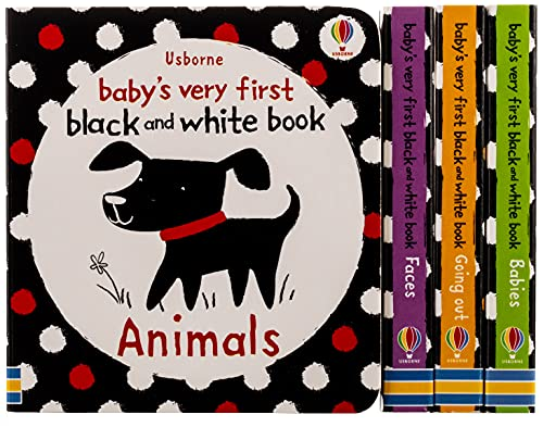 Baby's Very First Black and White Little Library