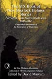 The MX Book of New Sherlock Holmes Stories Some More Untold Cases Part XXIII: 1888-1894