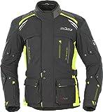Büse Highland Motorrad Textiljacke 106 Schwarz/Neon/Gelb