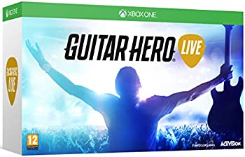Guitar Hero Live with Guitar Controller  Xbox One