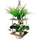 INQCMY Hanging planters pots
