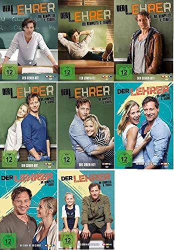 Staffel 1-8 (21 DVDs)