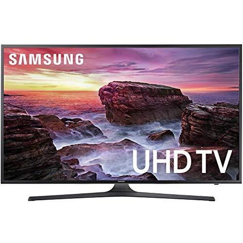 SAMSUNG 50' Class 4K UHD (2160P) Smart LED TV (UN50MU630DFXZA)