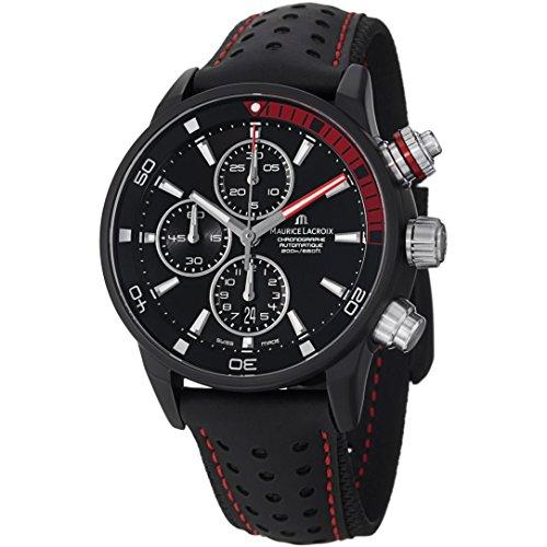 Maurice Lacroix Pontos S Extreme Watch, Powerlite, ETA Valjoux 7750, Chrono