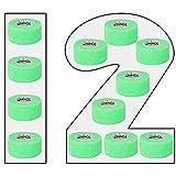 Amathings - Vendaje con adhesivo, 12 unidades, 2,5 cm x 4,5 m