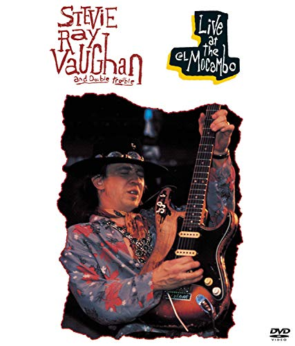Price comparison product image Stevie Ray Vaughan & Double Trouble - Live at the El Mocambo 1983