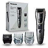 Panasonic Bart-/ Haarschneider ER-GB80 mit 39 Schnittstufen, Bartschneider für Herren, inkl....