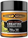 Body Fortress® 100% Pure Creatine HCL, Lemon Lime, 100 Gram