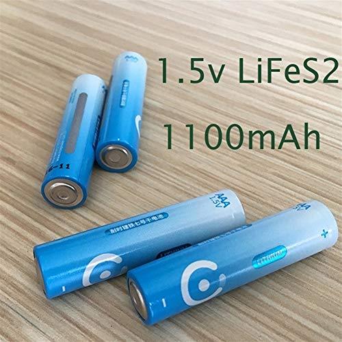 QianHaoQJu XW-Battery, batería Primaria de la batería 4pcs AAA de 1,5 V...