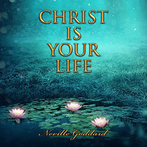 Christ Is Your Life audiobook cover art