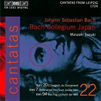 Bach: Cantatas, Vol. 22