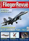 FliegerRevue SU-35 dominiert / Kawasaki P-1 / NATO Airshow in Ostrava / Heli Drohnen auf See / Special Fliegeruhren und Headsets
