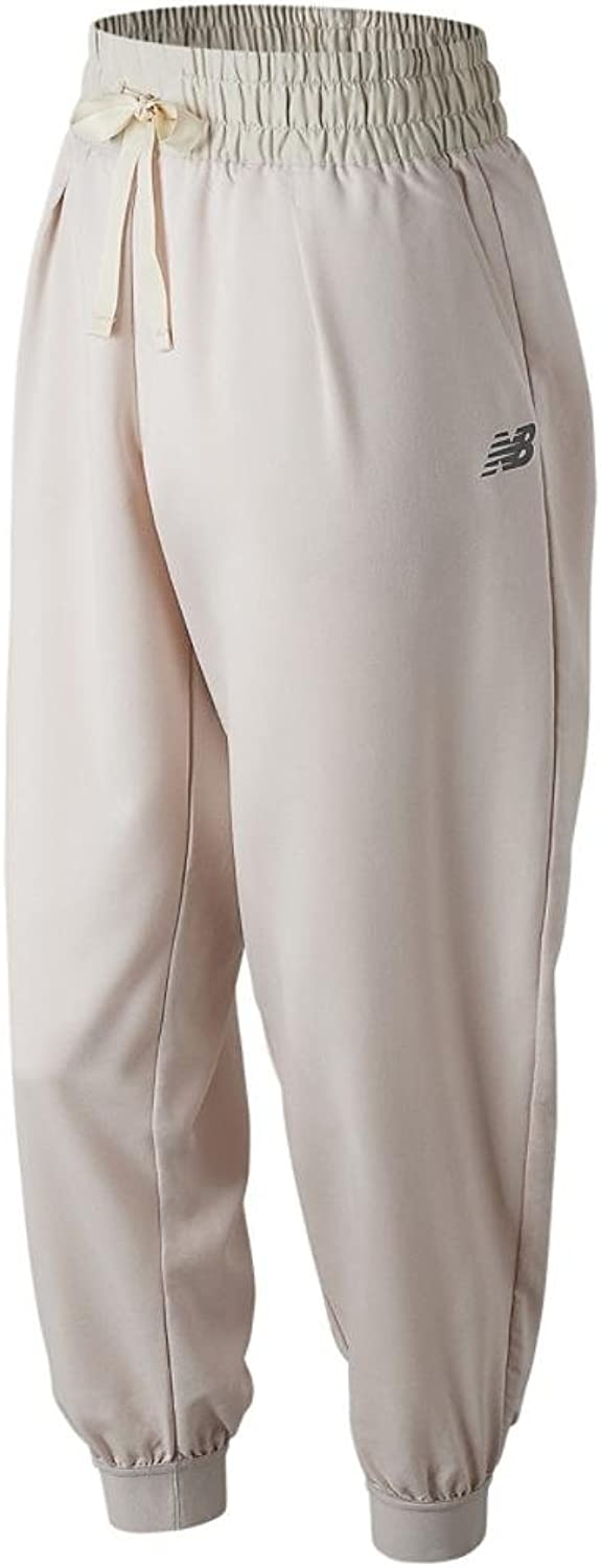 New Balance Women's 247 Luxe Sateen Balloon Pant