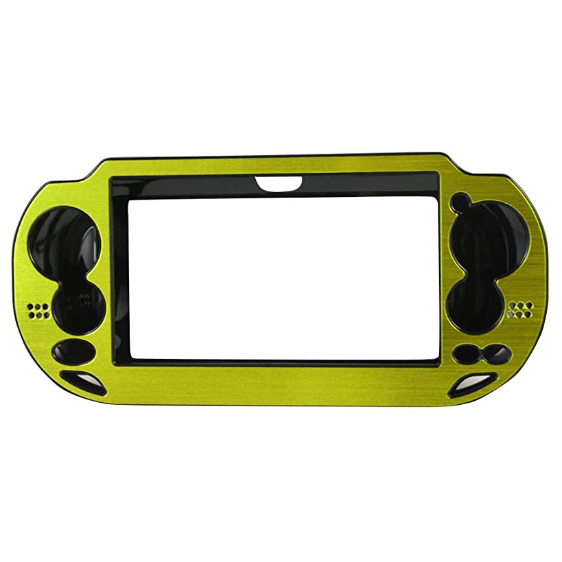 millet16zjh Replacement Aluminum Protective Cover Case for Sony Playstation PS Vita PSV 1000 - Green