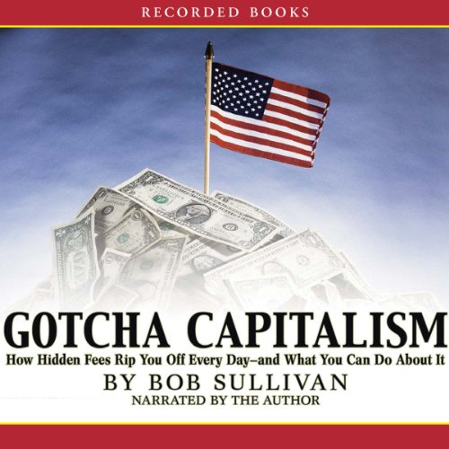 Gotcha Capitalism audiobook cover art