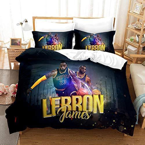 FAIEK Duvet cover Solid color bed linings basketball fan Basketball dribble,Super King 220X240CM