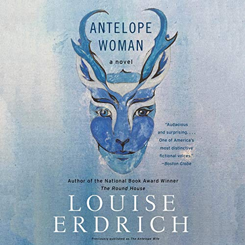 Antelope Woman  By  cover art